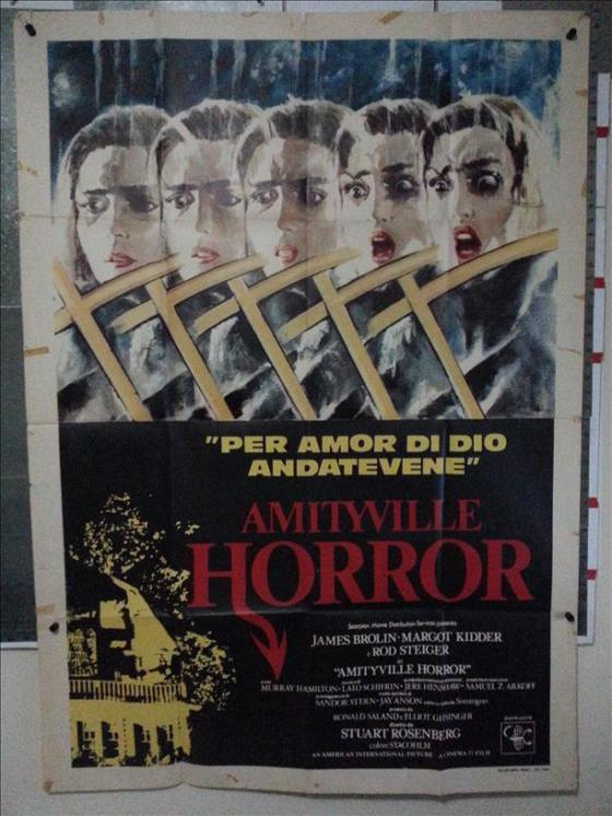 The Amityville Horror - Italy