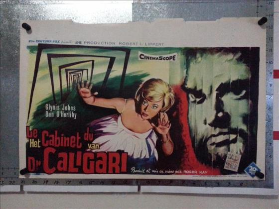 The Cabinet of Dr. Caligari - Belgium